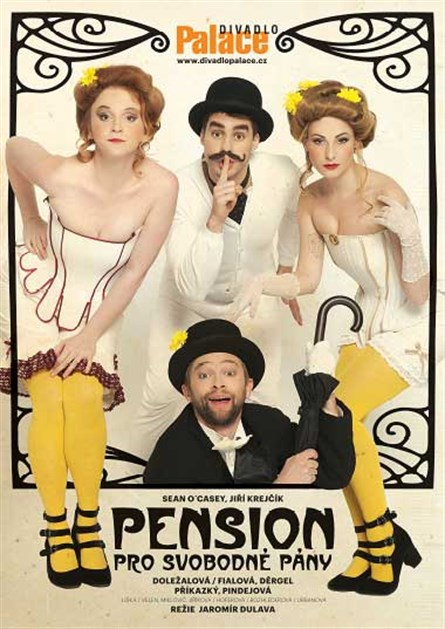 Pension Plakat